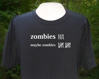 Zombie Tally T-shirt