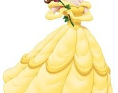 Tailor Made Belle Gown