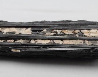 Black Tourmaline - Schorl Mineral Specimen SCH12