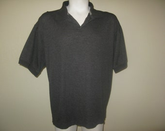 Pierre Cardin Men's Golf Shirt-XL