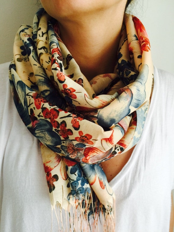 trendy scarf scarves pareo accessories gift