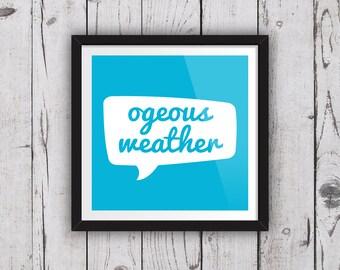 Ogeous Weather
