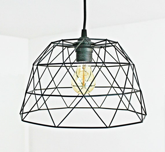 Suspension Lampe Style Design Industriel En M Tal Industrial