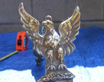 Antique Brass Eagle Door Knocker