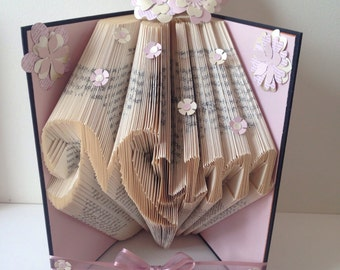 Personalised Folded Book - Mum