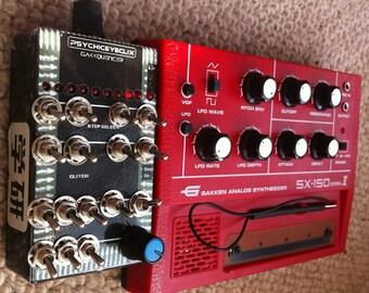 Gakkquencer - Circuit Bent Gakken Synth