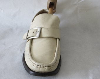 Patrick Cox Shoes/Cream/ All leather/Genuine Leather/UK 6,5/ Euro 40