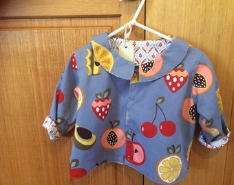 Reversible Baby Jacket ( 18 months approx )