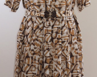 Cap sleeve dress – Etsy UK