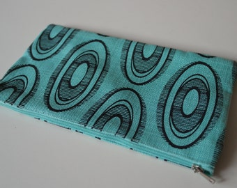 Light and dark Blue Pencil Case