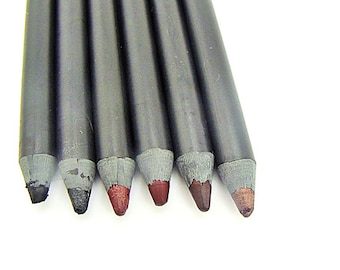Slimline Pencil Eyeliner!! Organic ingredients!! (6 different shades)