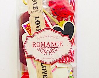 Romance Letter Writing Kit,romance, snailmail kit , snail mail kit, valentine's day, love letters, pen pal kit, pen pal , happy mail, crafts