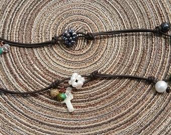 Pearl Cluster Freshwater Pearl Bracelet
