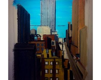 NYC Midtown Rooftops
