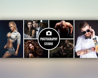 Facebook Timeline Cover Template | Photography Facebook Timeline FB007