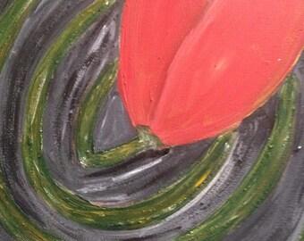 Tumbling tulip