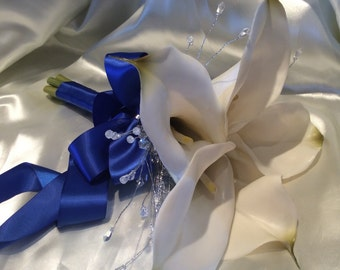 Calla Lily Bridal Bouquet Stunning