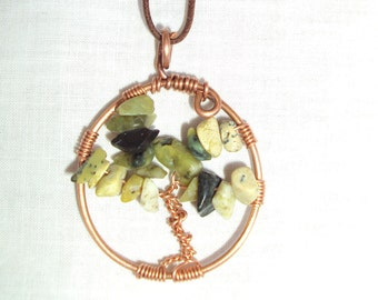 Tree of life, Necklace Pendant