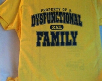 Property off a Dysfunctional Family