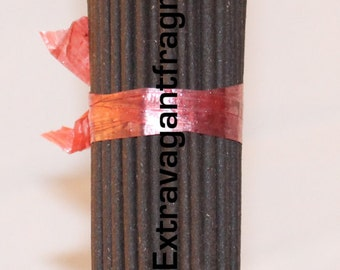 Handmade incense sticks  (Cotton Candy)  85-100 Incense Sticks.  By Extravagantfragrances