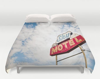Clouds Duvet Cover  - Clouds Bedding - Duvet Cover