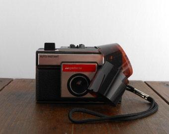 Vintage Camera - SALE, Keystone Auto-Instant 145X, Fixed-Focus Camera, Vintage Photography Equipment