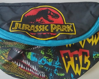 MAY SALE: 1992 Jurassic Park Fanny Pack
