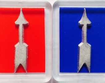 Plastic Frame Arrow Markers (2 arrow markers) Radiology Radiography