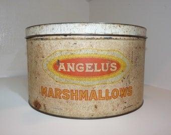 Angelous Marshmallow Tin