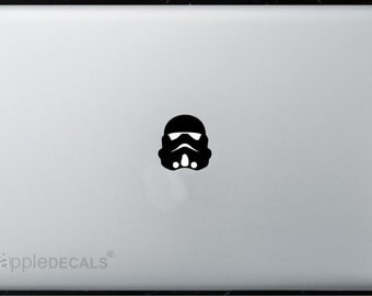 Stormtrooper All MacBooks  Vinyl Stickers, Skin, Decal