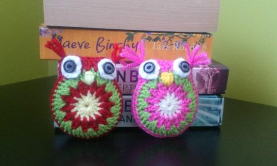 Crochet owl soft toy amigurumi gift ideas for by iCrochetWorld