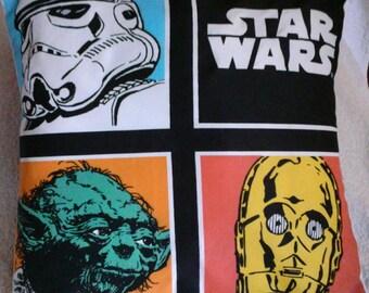 "Star Wars cushion cover 16"" x 16"""