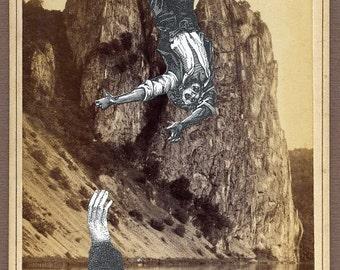 """collage """" Silentium"""""""