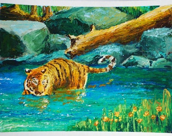 Tiger Pond