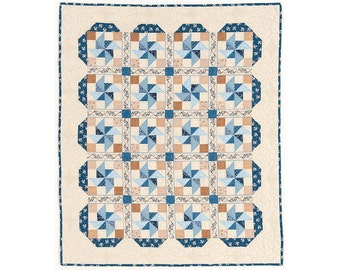Pinwheel Lattice PDF Quilt Pattern