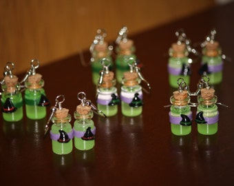Witch's Brew Earrings