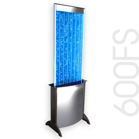 Led Wall Light Feature: Items Similar To Large Floor Standing LED Bubble Wall