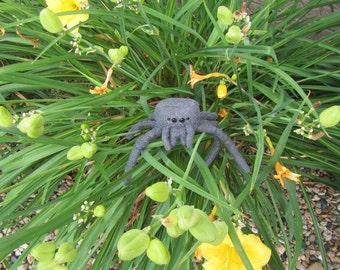 Jumping Spider Plush Sewing Pattern PDF Download