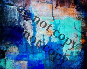 Waterfall~ Abstract Art* Digital Art