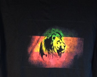 Lion of Judah Reggae T-Shirt