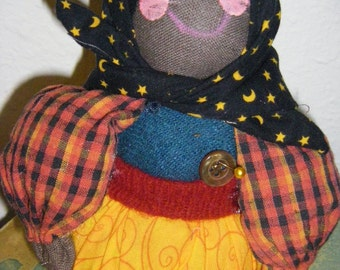 Babooshka Pincushion Doll-Lada