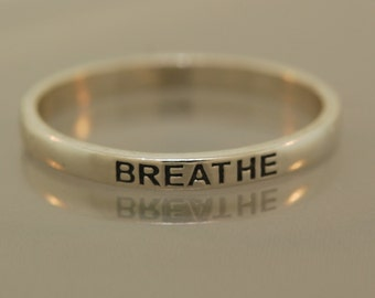 Breathe Stacking Ring
