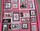 Patchwork Quilt, Fancy Kats