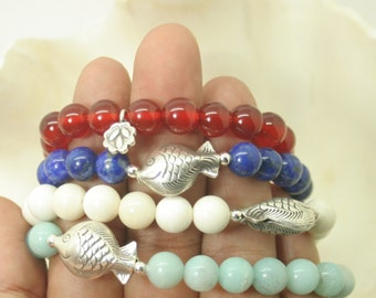 Fish bracelets