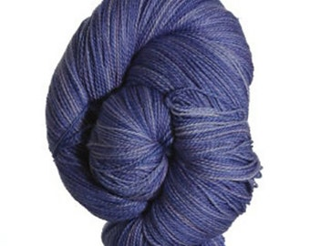 Anzula Cloud yarn ~~  Color: PERIWINKLE  ~~ Lace weight yarn ~ Superwash Merino, Cashmere and Nylon