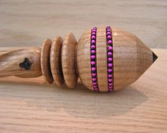 "Viking Santa Russian Lace Spindle .12 1/4"" (EDS0791)"