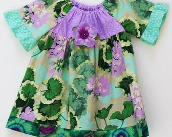 Fall Garden Oasis Dress
