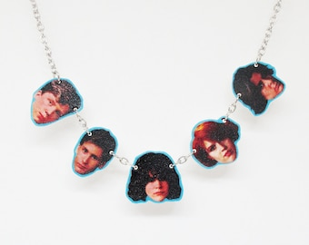 Breakfast Club Necklace