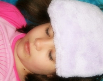 Therapy packs, rice hot or cold packs. Cuddle Angels custom made soothing.