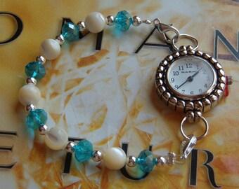 Cloudy Skies Interchangeable Bracelet Watch Bands